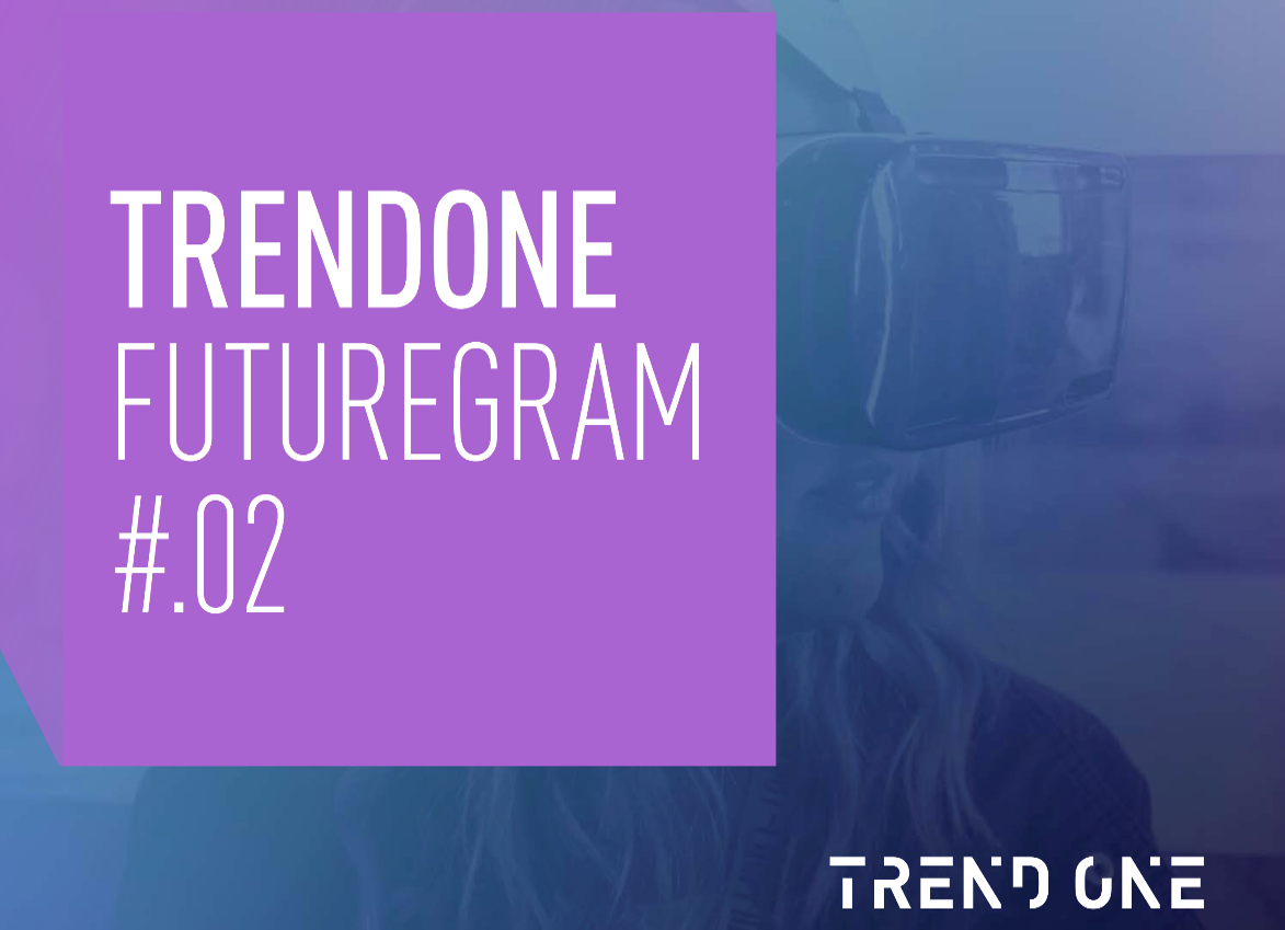 Trendone Futuregram Virtual Reality VR Trends Innovation