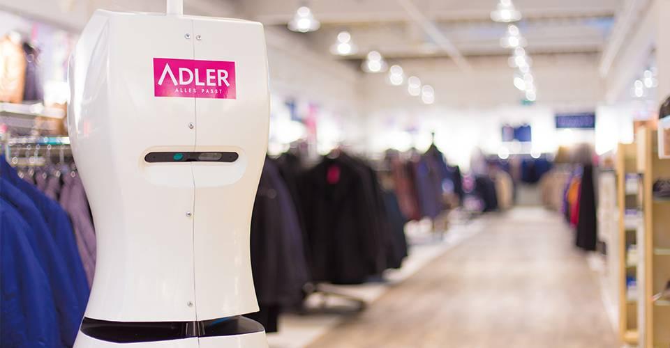 Roboter Retail