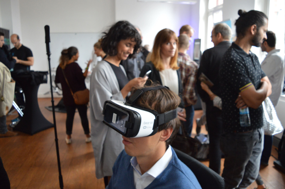 TRENDONE Sample Day 2016_Virtual Reality